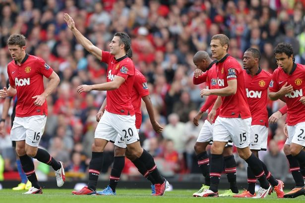 I hear red people: The voices in RVP's head are Man Utd supporters, and they want more goals
