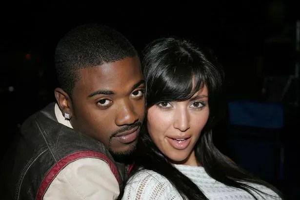 RAY J and Kim K