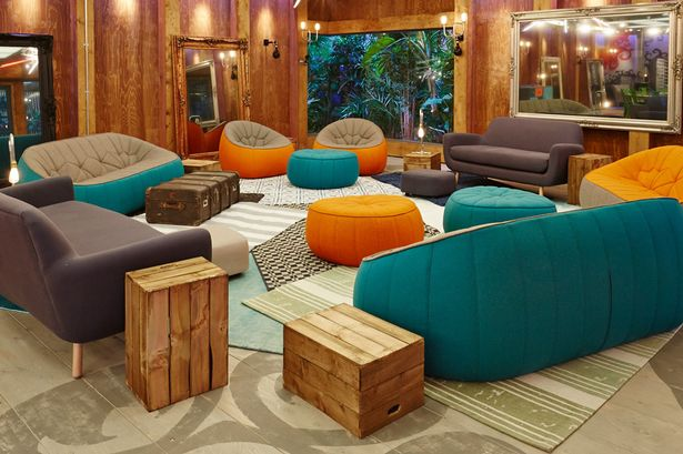 This year's Big Brother house: Has George Osborne taken inspiration for his £10m office revamp?