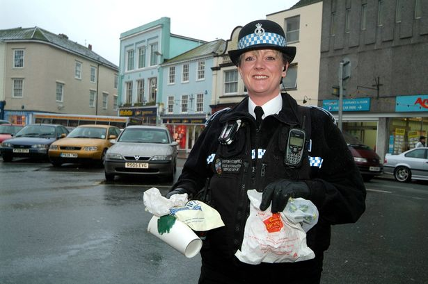 Overdose: PC Gail Crocker was found dead in the boot of her car