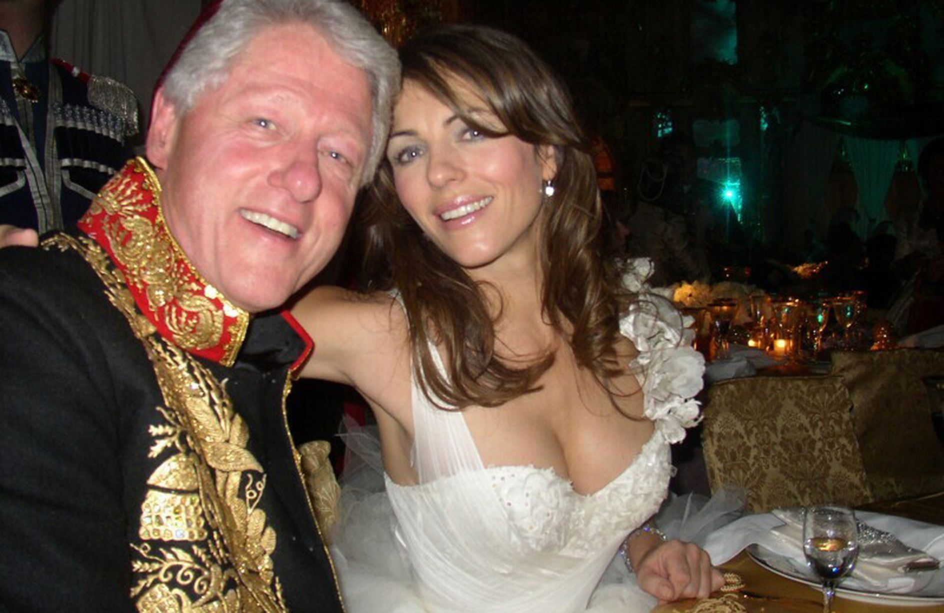 Image result for who will occupy the white house after the election, Bill or Malanie