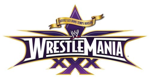 Image result for wrestlemania 30 logo
