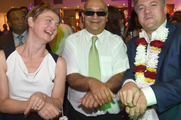 Keith Vaz, Ed Balls and Yvette Cooper