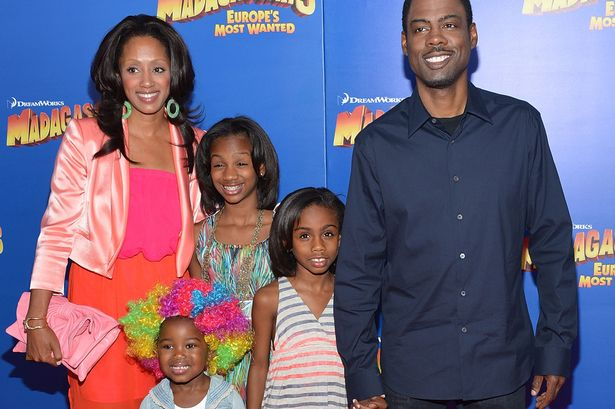 Chris Rock and Wife Malaak Compton-Rock to part
