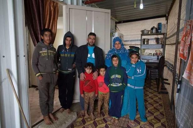 Chris Hughes in Gaza