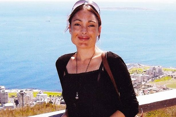 Laura Vanessa Nunes was 39 when she fell, unnoticed, from a viewing platform on the 148th floor of the world's tallest building onto the terrace of a restaurant 1,640ft below
