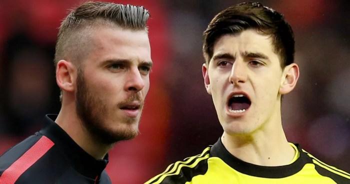 4-¿De Gea o Courtois para el Real Madrid? 7