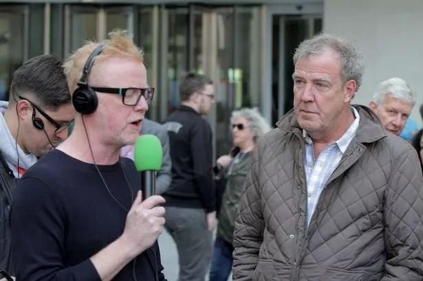 Top Gear Jeremy Clarkson on Chris Evans Radio 2 show