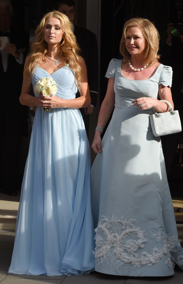 Kim Kardashian Hollywoods: Mr & Mrs: Heiress Nicky Hilton weds in ...