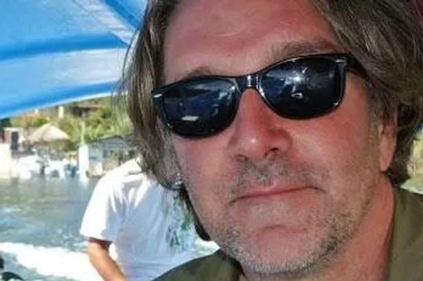 Scott Mansfield- Robin Rinaldi's husband