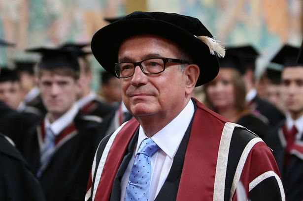 Lord Sewel has the right to a private life according to Vicky
