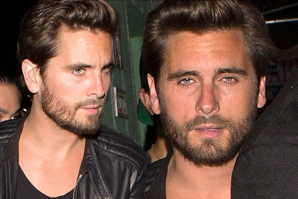 Scott Disick hits the LA club scene after his split with Kourtney Kardashian