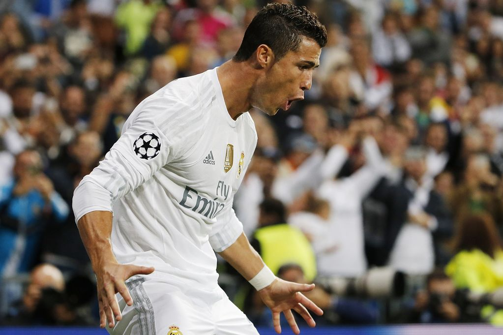 Image result for Confident Ronaldo feeling back to his best