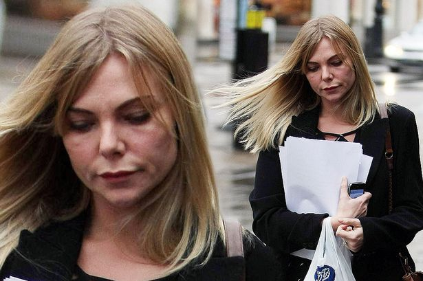 A man accused of stalking EastEnders actress Samantha Womack will appear in court today.
