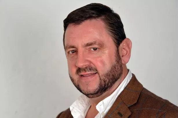 Welsh Lottery winner Nigel Willetts