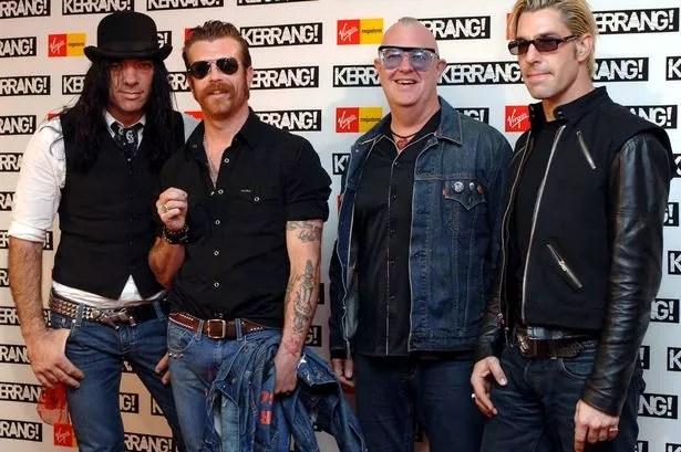 Αετοί του Death Metal στο The Kerrang Awards, Λονδίνο, Βρετανία - 24 Αυγούστου, 2006