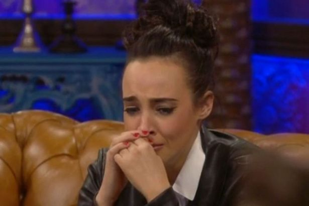 Stephanie Davis in Celebrity Big Brother