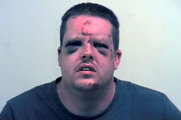 sex attacker Johnathon Paul holmes