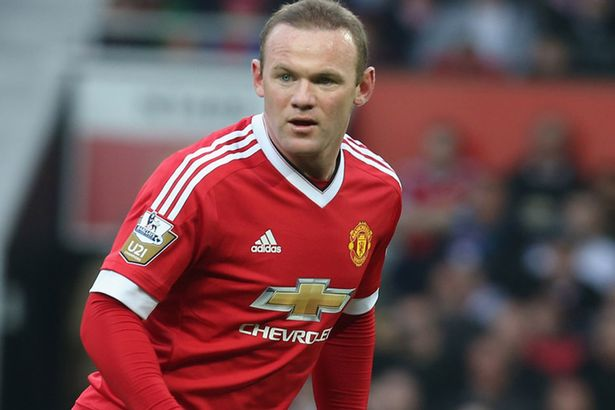 Wayne Rooney of Manchester United U21s in action