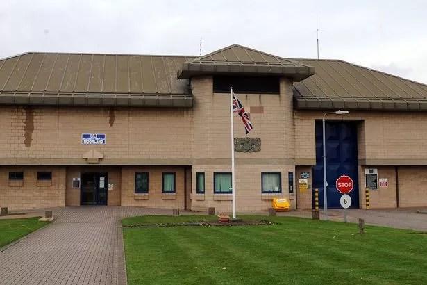 PAY-Moorland-prison Photo: See Adam Johnson's new prison home