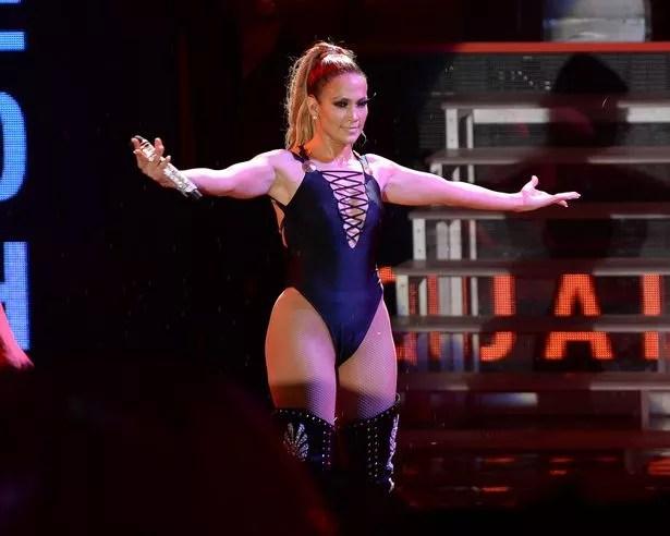 Jennifer Lopez - Hillary Clinton presidential campaigning, Miami
