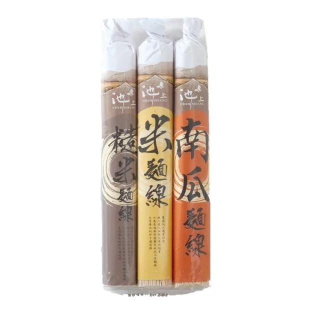 【池上鄉農會】綜合米麵線(450g)