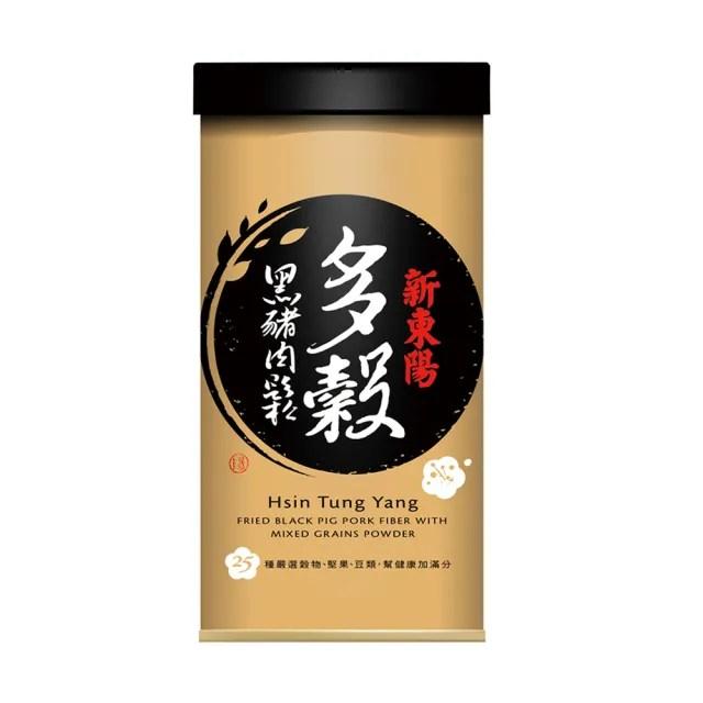 【新東陽】多榖黑豬肉鬆255g