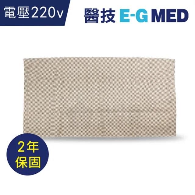 【醫技】動力式熱敷墊-濕熱電熱毯(14x27吋 背部/腰部適用 220V電壓)