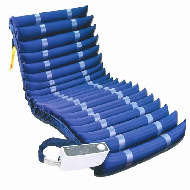 【必翔銀髮樂活館】TS-10A三管交替氣墊床-4吋(20管-數位旋鈕型)