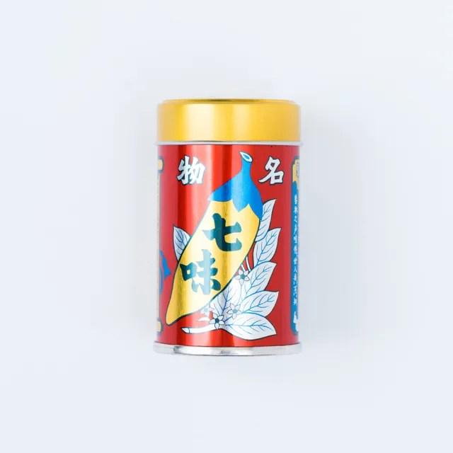 【日本八幡屋礒五郎】唐辛子七味粉 14g