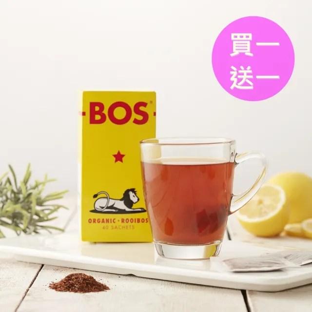 【即期品】BOS有機南非國寶茶(買一送一)