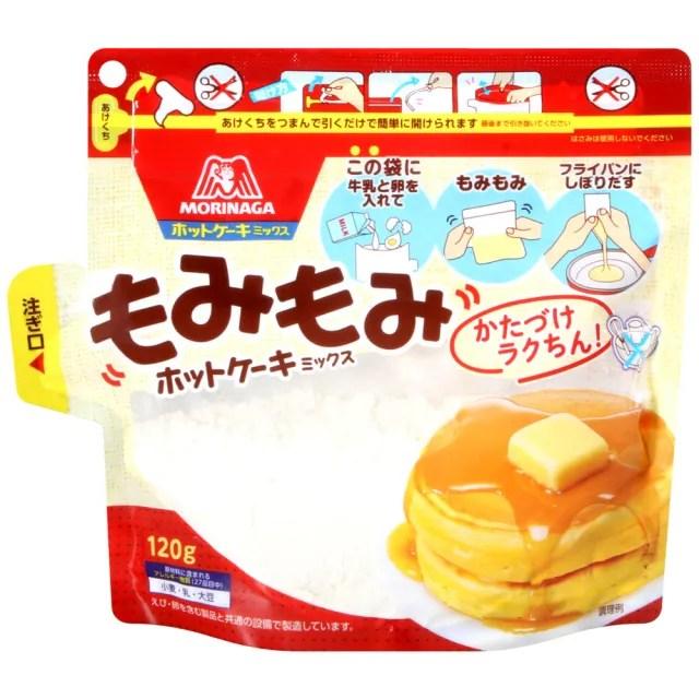 【森永製果】森永手作鬆餅粉(120g)