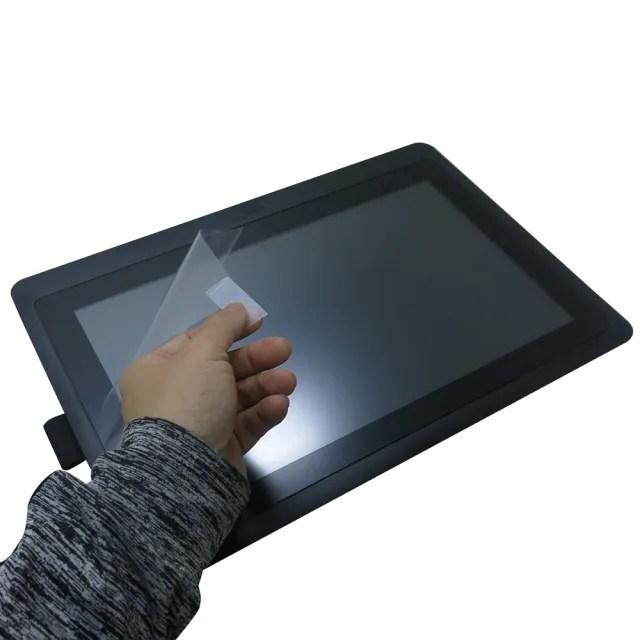 【Ezstick】Wacom CintiQ 16 DTK-1660 /K0-CX 靜電式LCD液晶螢幕貼(AG霧面)