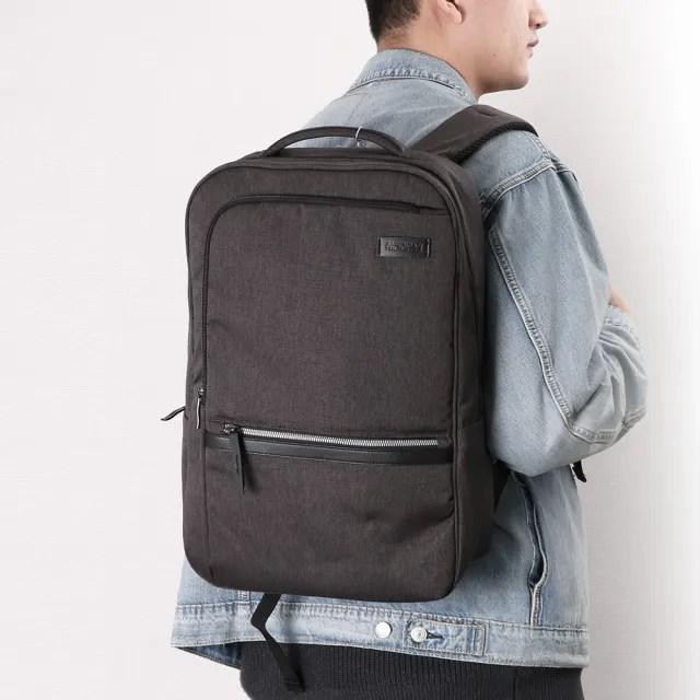 【AT美國旅行者】Marion 輕量智慧型袖套筆電後背包15.6吋 多色可選(HC4)