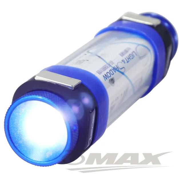 【OMAX】輕巧型防水多功能燈管-RX-11(速)