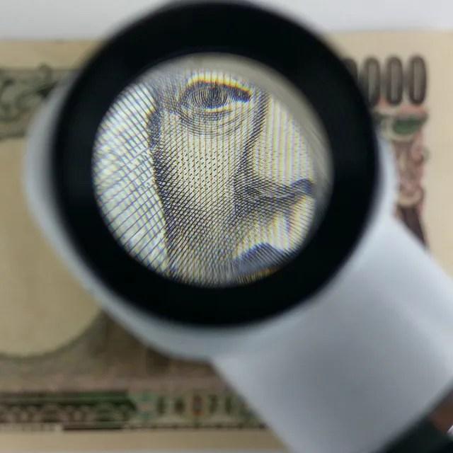 【I.L.K.】10x/30mm 日本製LED工作用量測型立式放大鏡(M-100)