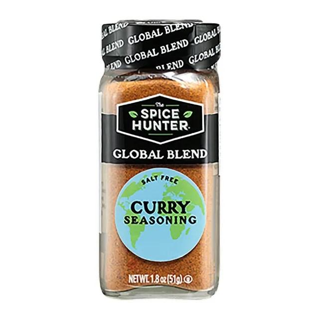 【Spice Hunter 香料獵人】美國進口 咖哩粉(51g)