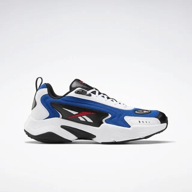 【REEBOK】慢跑鞋 VECTOR RUNNER 男鞋 藍(FY6521)