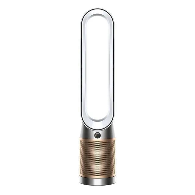 【dyson 戴森】Purifier Cool Formaldehyde TP09 二合一甲醛偵測空氣清淨機(白金色)