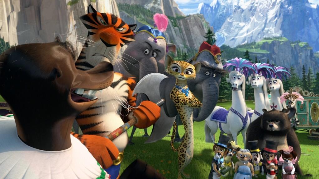 Image of: Chantel Dubois Madagascar Europes Most Wanted Movie Still 5 Madagascar Europes Most Wanted Movie Still Netflixmoviescom Watch Madagascar Europes Most Wanted On Netflix Today