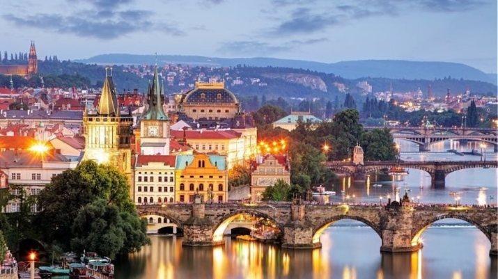 Τσεχία: Το έτος 2018, το θερμότερο στην Πράγα από το 1775