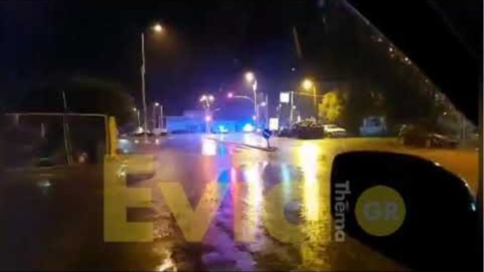 Πλημμυρισμένοι οι Δρόμοι στον Δήμο Διρφύων Μεσσαπίων