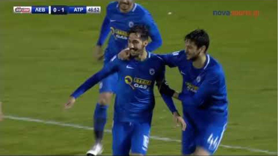 Λεβαδειακός - Ατρόμητος 0-2 Στιγμιότυπα | Super League 5η αγ. {30/09/2018}