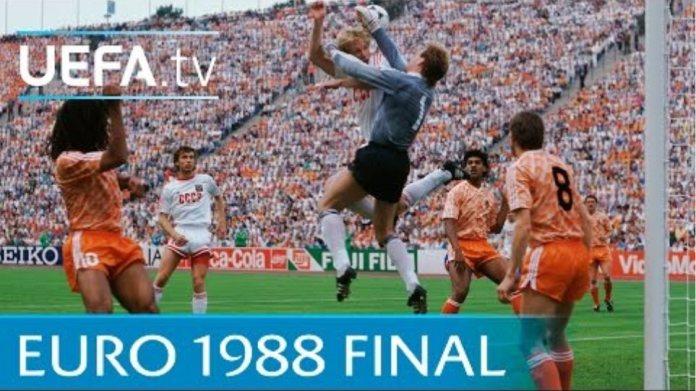 Netherlands v Soviet Union: 1988 UEFA European Championship final highlights