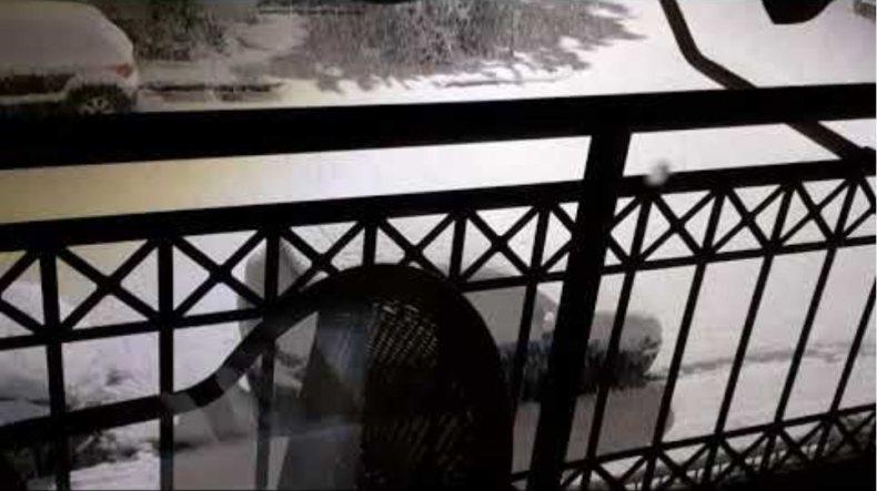 Χιόνια Αιγάλεω και δυτικά προάστια