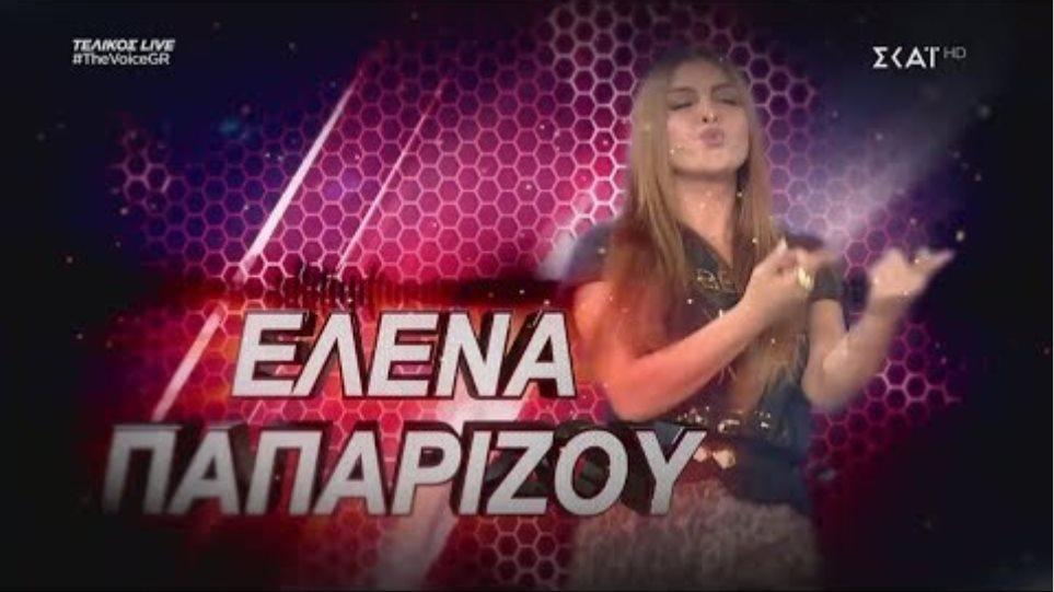 The Voice of Greece 2018 | Οι καλύτερες στιγμές της Έλενας Παπαρίζου