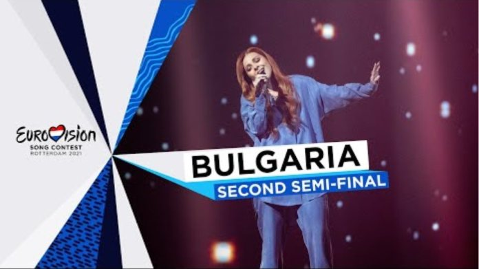 VICTORIA - Growing Up Is Getting Old - LIVE - Bulgaria 🇧🇬 - Second Semi-Final - Eurovision 2021