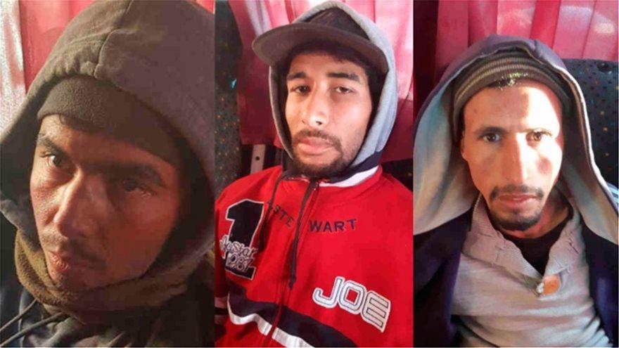 Τρεις από τους φερόμενους ως δολοφόνους