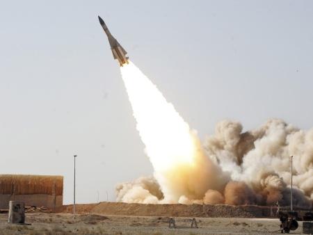 Reuters/Força Aérea do Irã