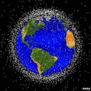 lixo espacial, 304